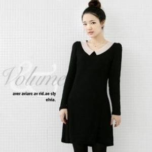 080410-contrast-collar-knit-dress