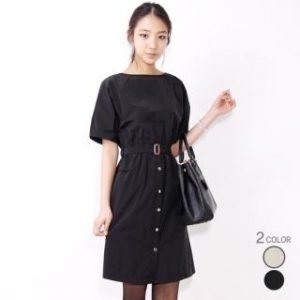 090510-roll-up-sleeve-belted-dress