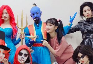 twice once halloween 2019 costumes