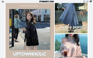 5thsweet korean clothing online shop