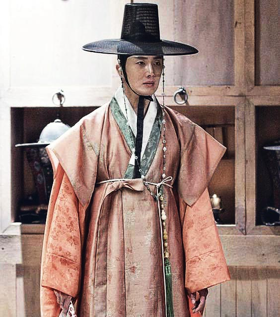 hanbok for men