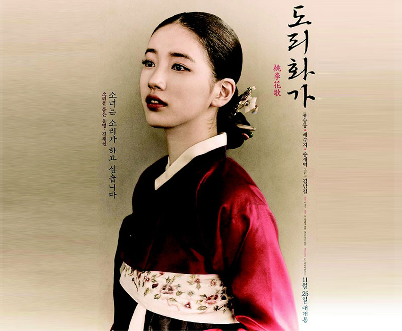 history of traditional korean dress hanbok