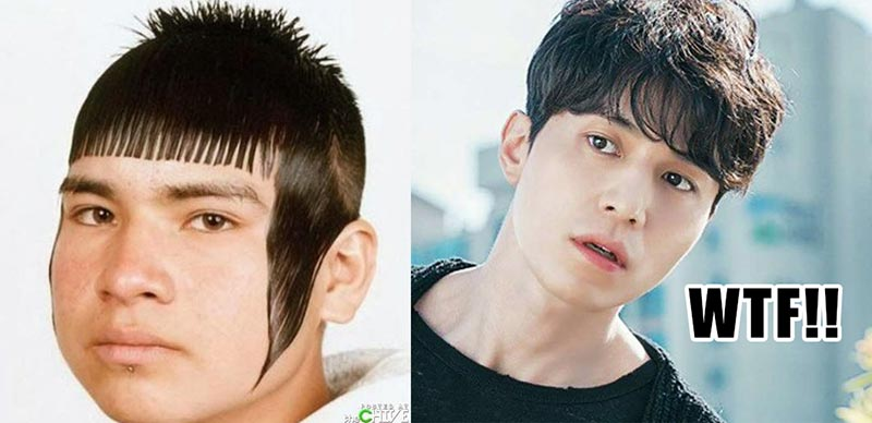 trying to be lee dong wook