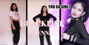 vlog blackpink jennie inspired outfits